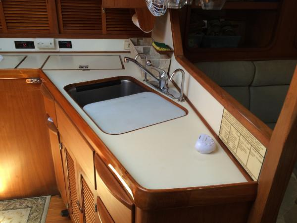 Alan Warwick Custom Offshore Sloop Buy Brokerage