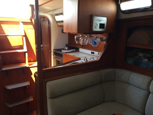 Alan Warwick Custom Offshore Sloop BoatsalesListing Broker