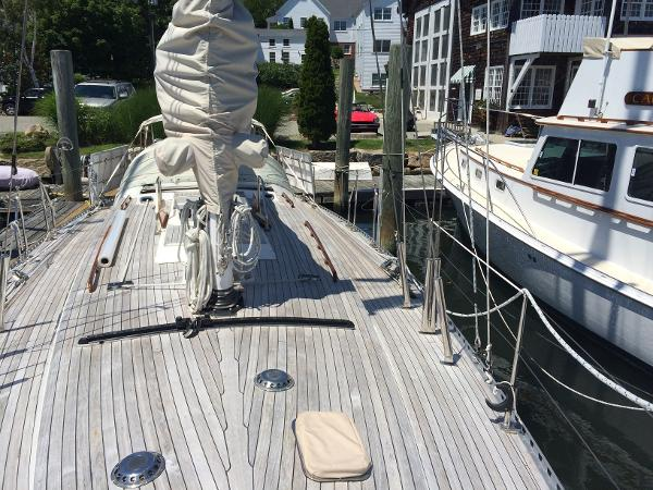 Alan Warwick Custom Offshore Sloop Purchase Sell