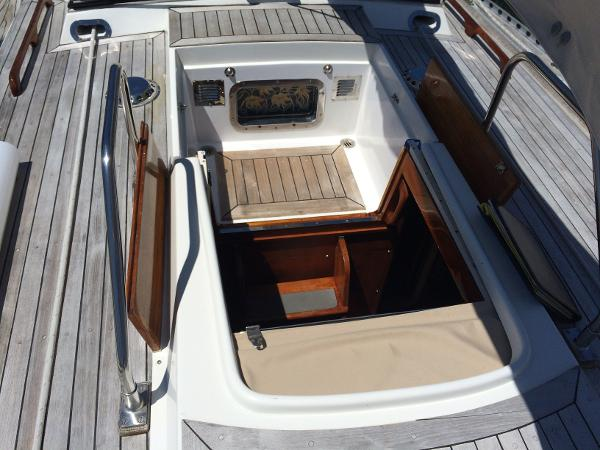Alan Warwick Custom Offshore Sloop BoatsalesListing Sell