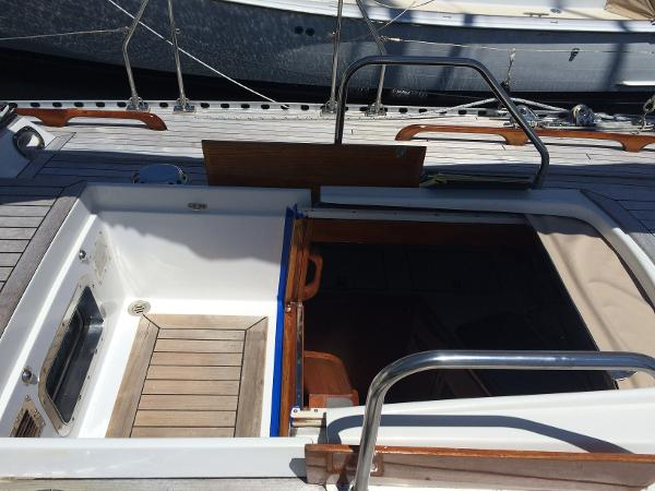 Alan Warwick Custom Offshore Sloop BoatsalesListing Purchase