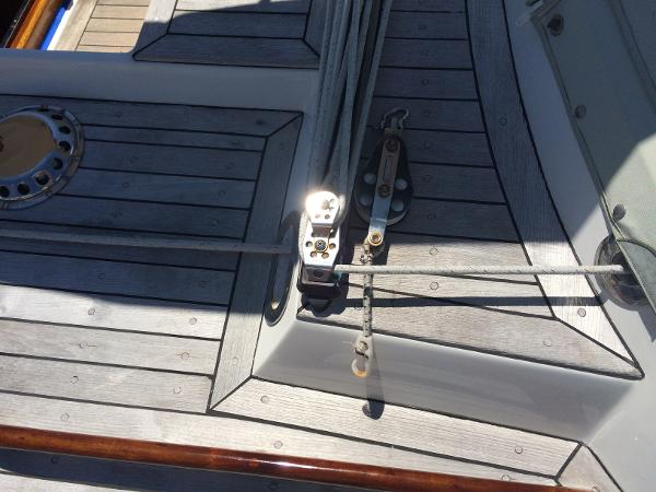 Alan Warwick Custom Offshore Sloop Broker Buy