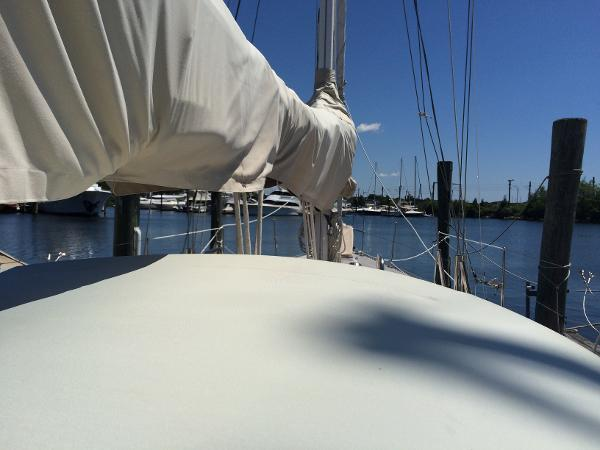 Alan Warwick Custom Offshore Sloop Broker Sell