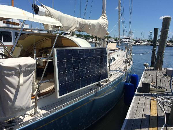 Alan Warwick Custom Offshore Sloop Buy Broker