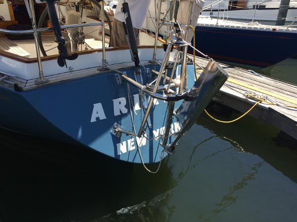 Alan Warwick Custom Offshore Sloop Sell Connecticut