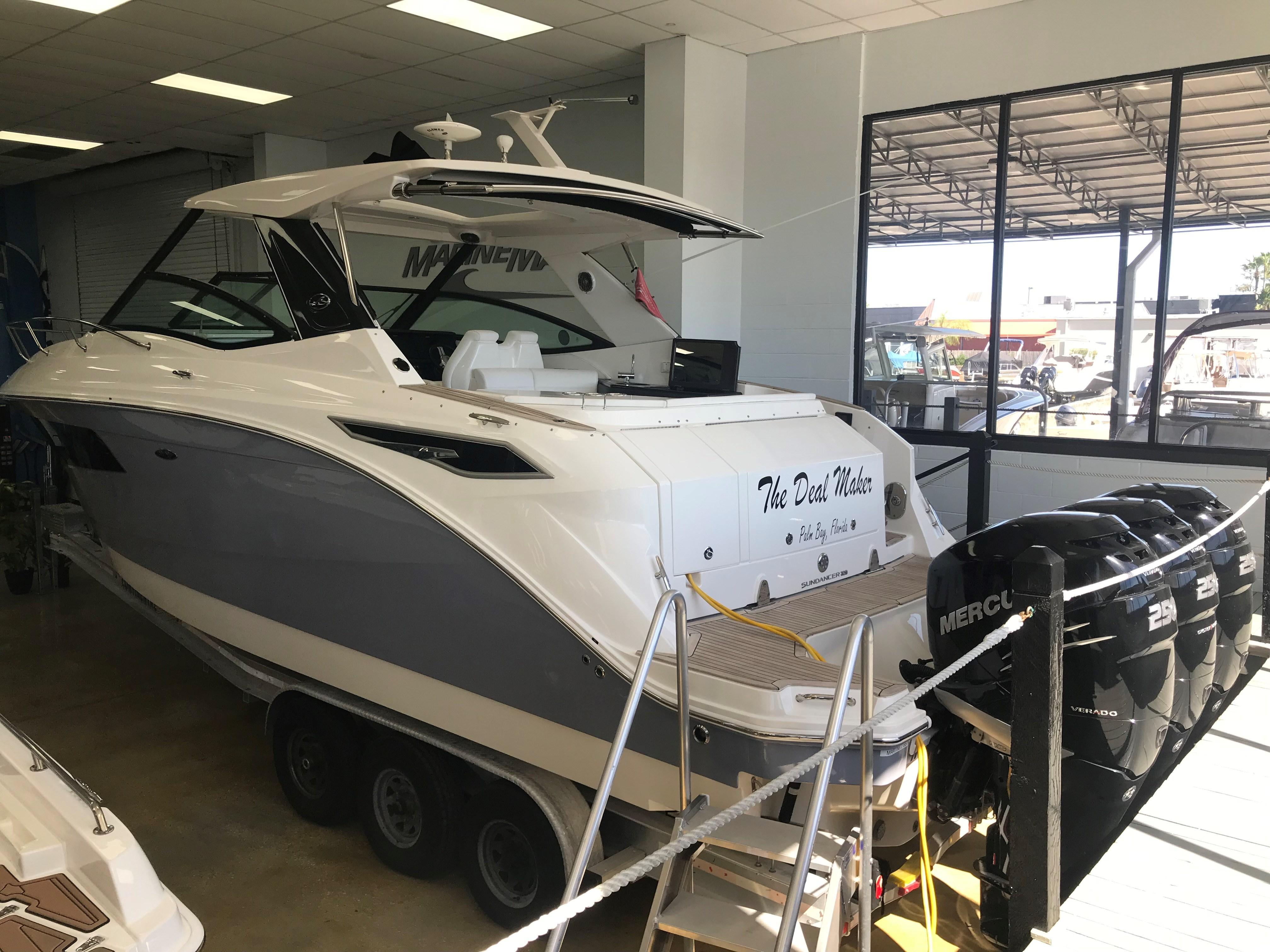 2018 Sea Ray 320 Da-Ob