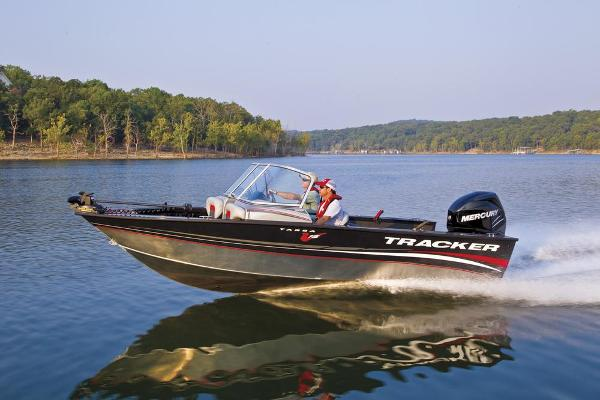 2013 Tracker Boats boat for sale, model of the boat is Targa V-18 WT & Image # 2 of 13