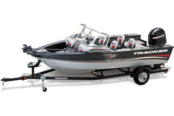 2013 Tracker Boats boat for sale, model of the boat is Targa V-18 WT & Image # 3 of 13