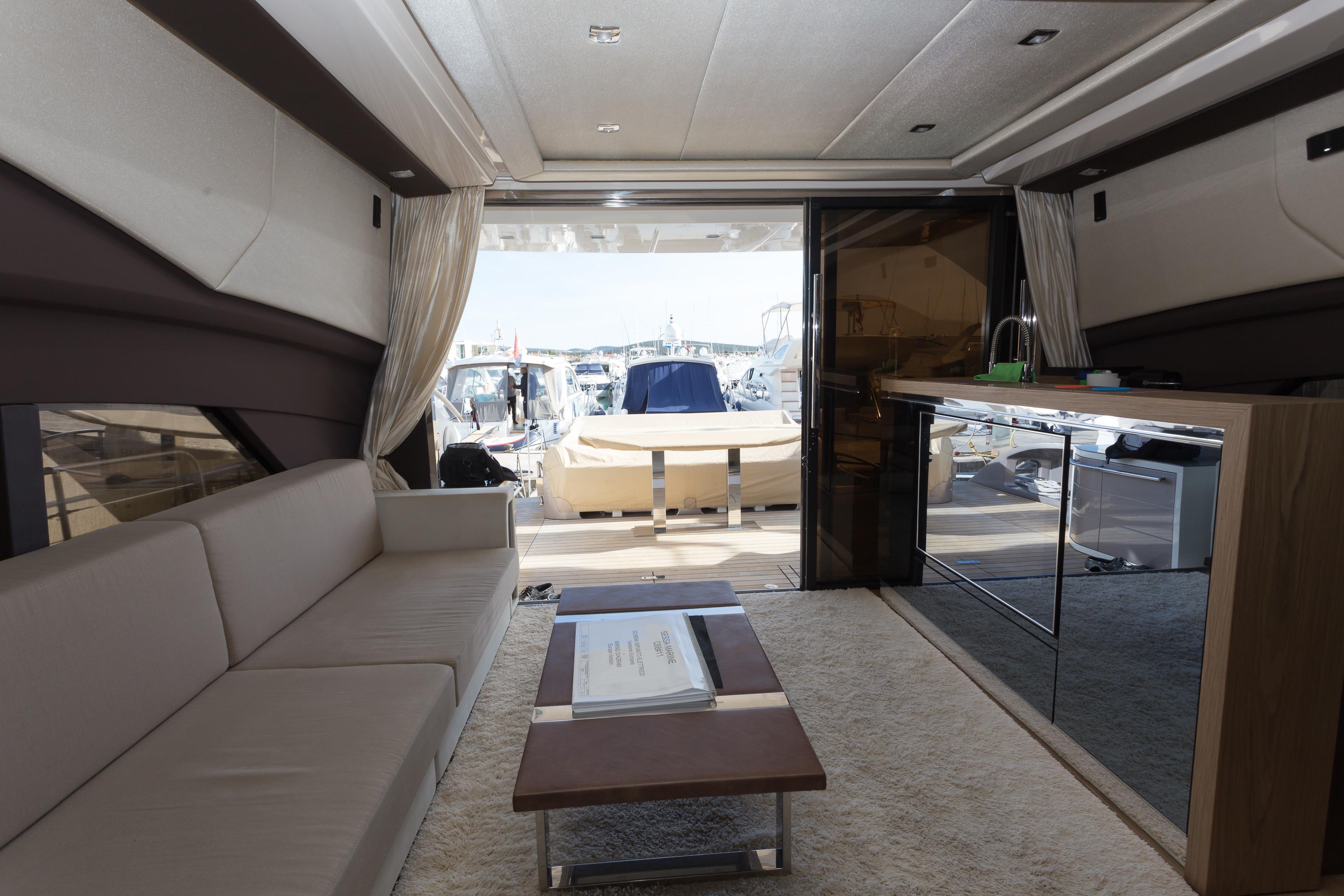 Schema Elettrico Za : Sessa 2012 c68 63 yacht for sale in croatia