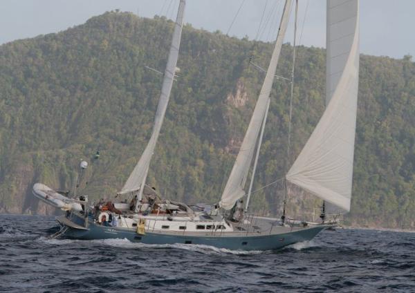 Ocean 62 - Centreboard Ketch
