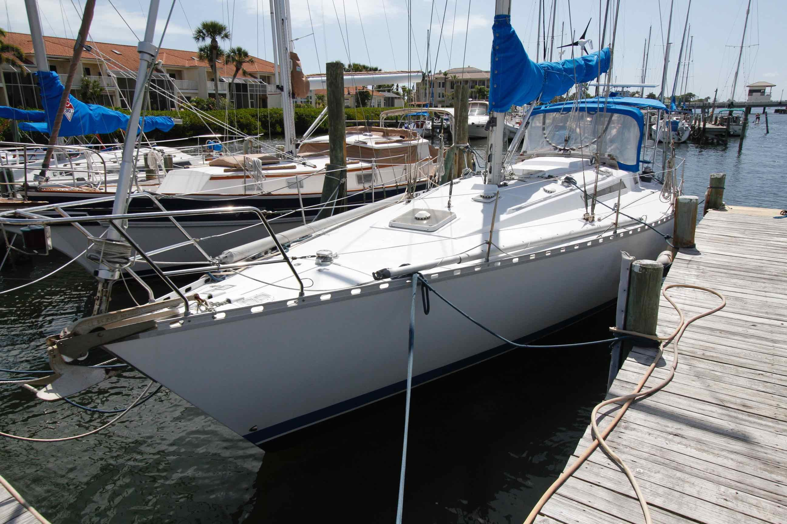 42' Beneteau 1983 First 42 Shallow Draft