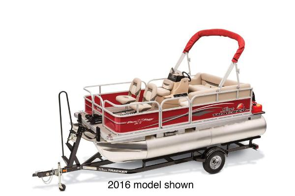 2017 SUN TRACKER BASS BUGGY 16 DLX for sale