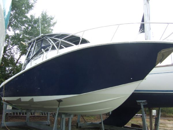 Fountain 33 Sportfish Cruiser Boat For Sale
