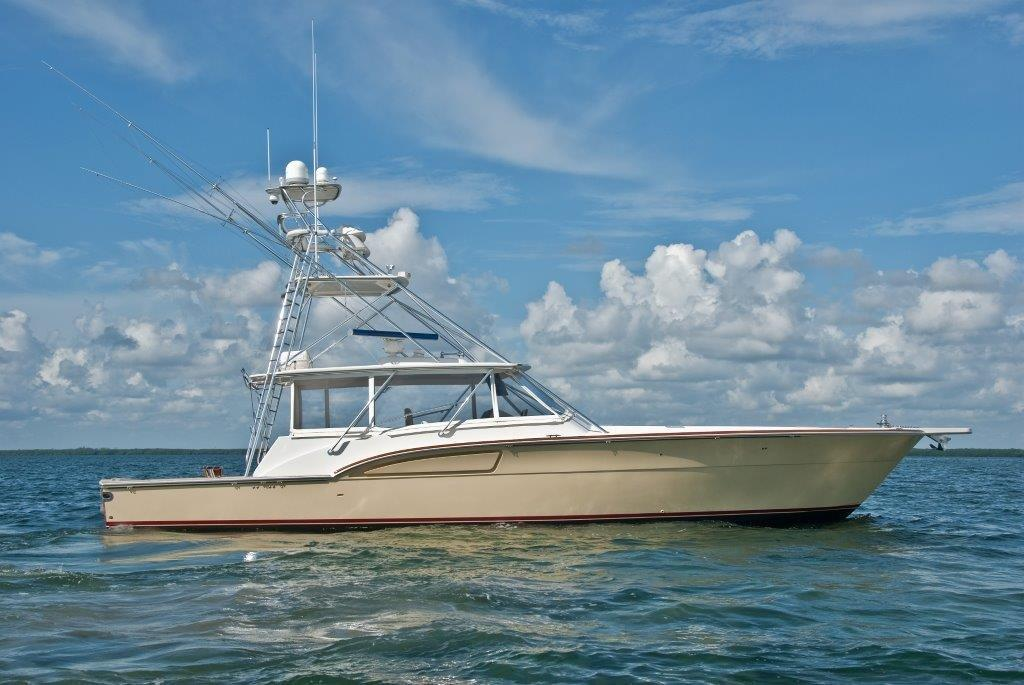 Used 2005 58 39 donzi express sportfish hmy yachts for Donzi fishing boats