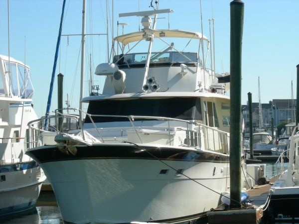 Hatteras Yachtfish Motor Yachts. Listing Number: M-3823623