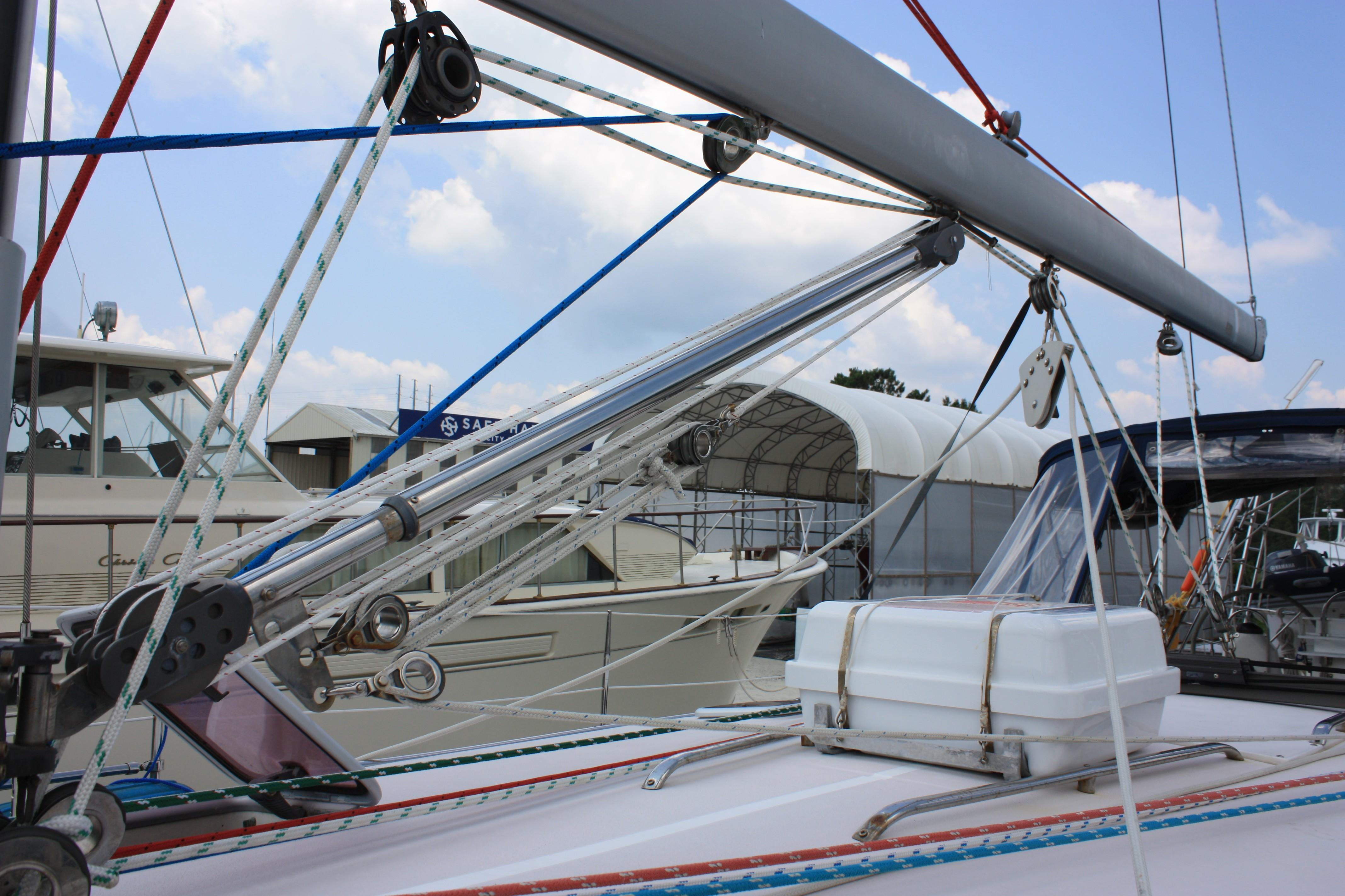 2000, Catalina 470 For Sale, St  Barts Yachts