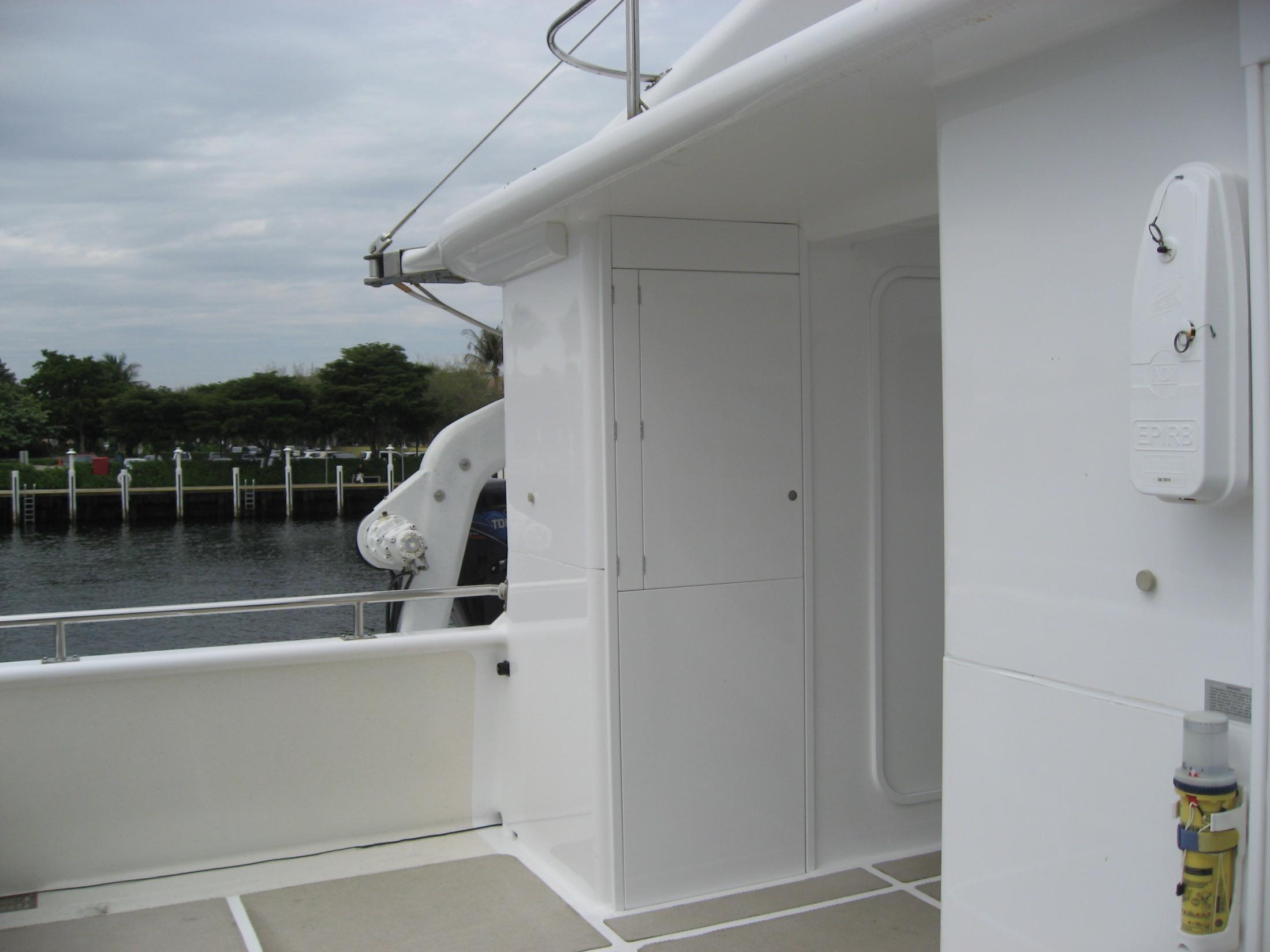 Middle Cockpit