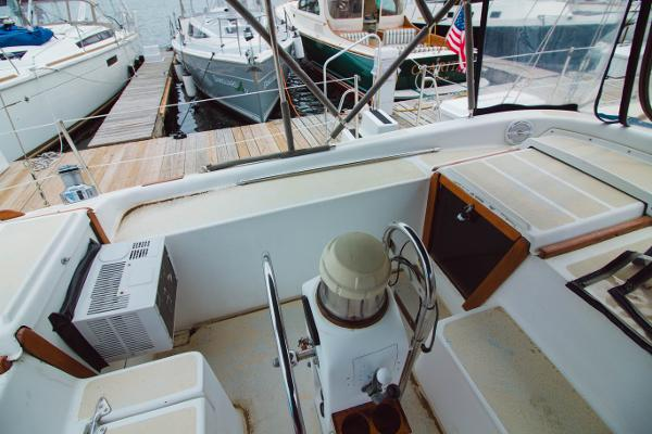 Morgan Out Island 41 BoatsalesListing Rhode Island
