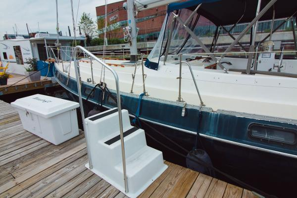 Morgan Out Island 41 Purchase BoatsalesListing
