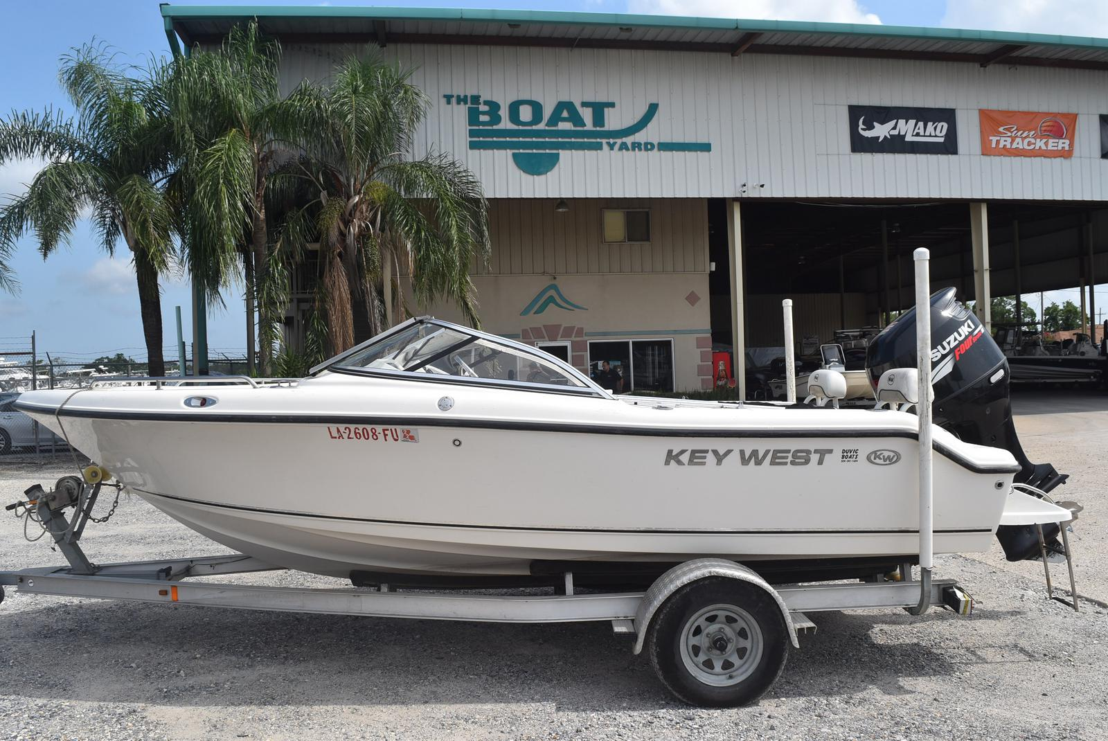 2008 KEY WEST 186 DC for sale