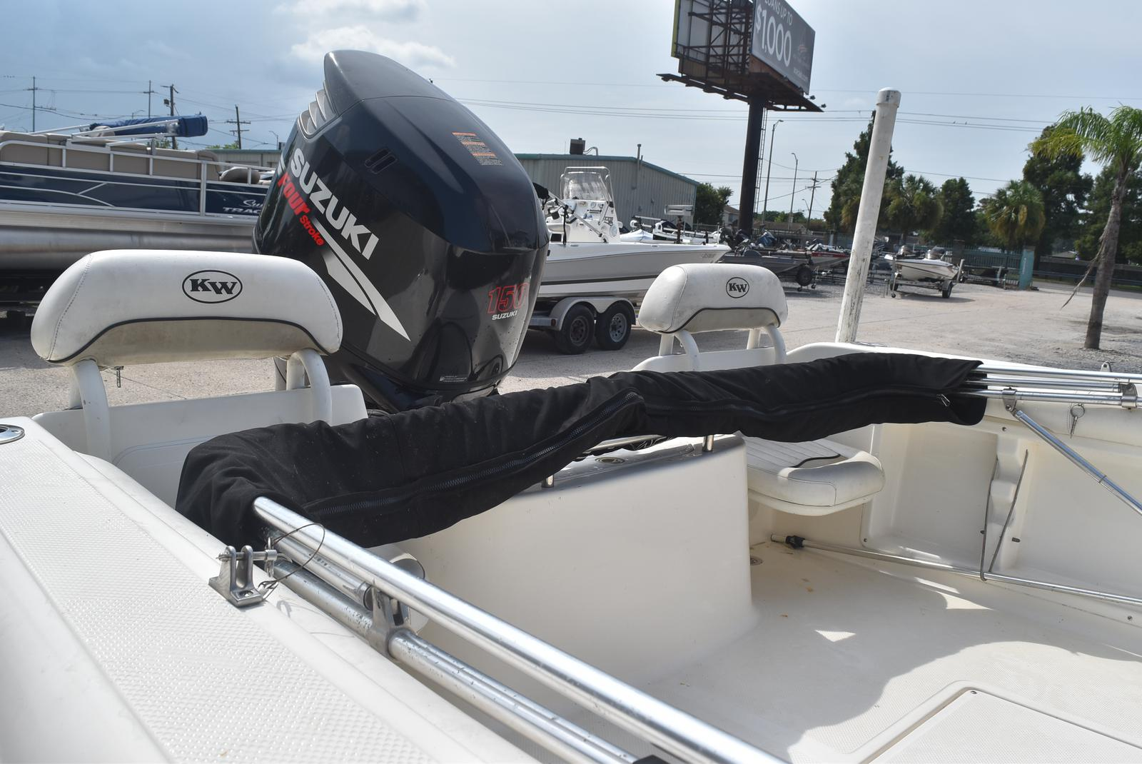 2008 Key West boat for sale, model of the boat is 186 DC & Image # 4 of 8