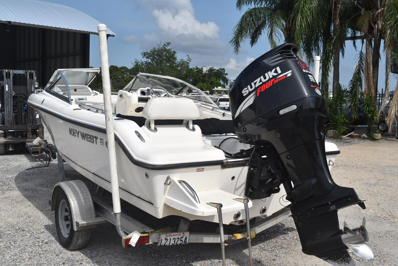 2008 Key West boat for sale, model of the boat is 186 DC & Image # 5 of 8
