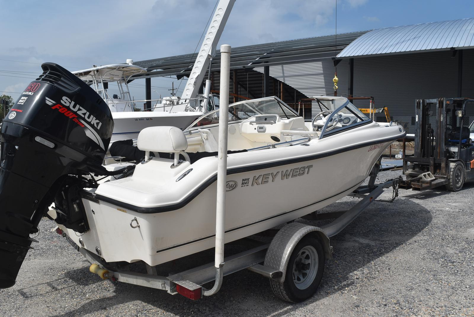 2008 Key West boat for sale, model of the boat is 186 DC & Image # 6 of 8