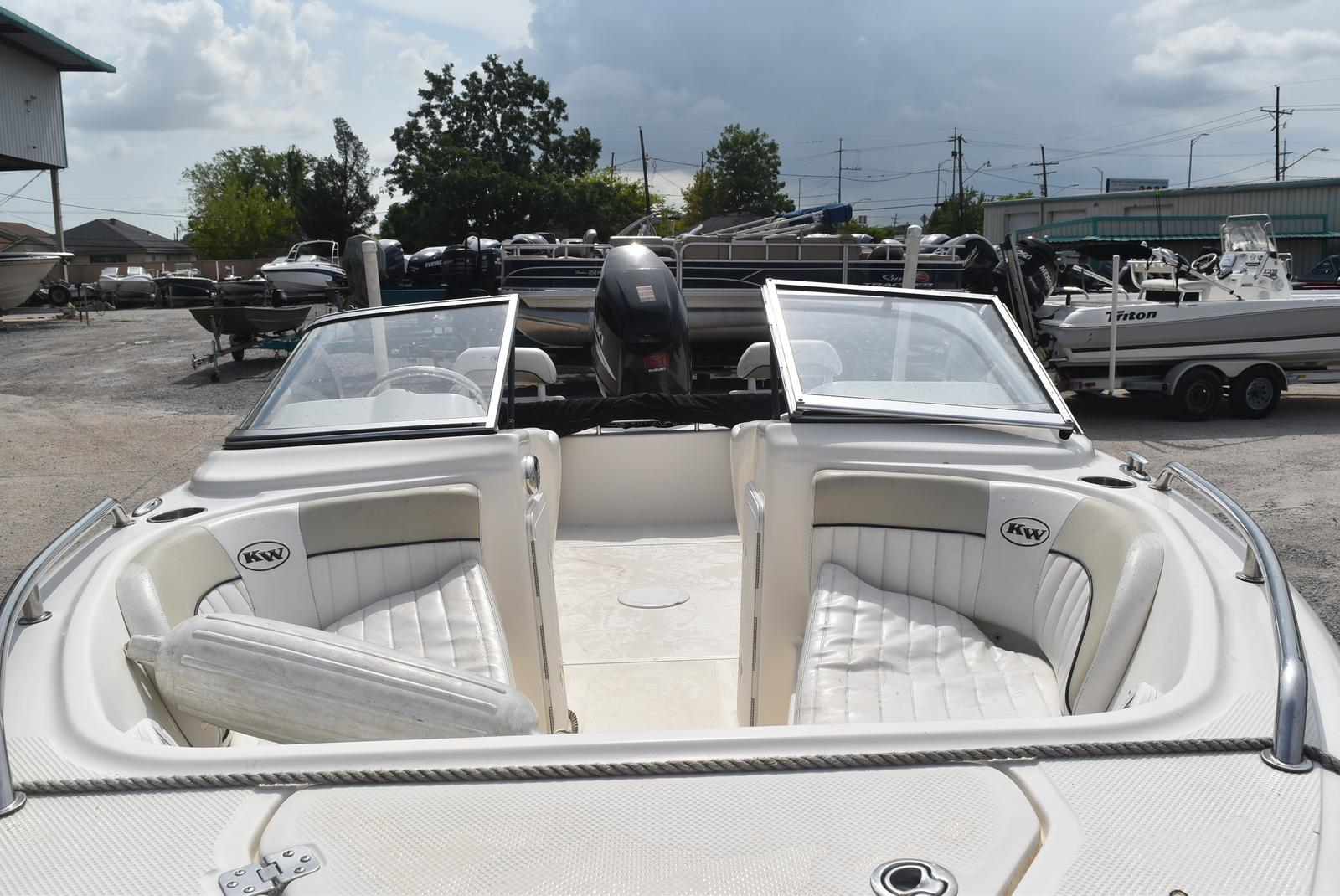 2008 Key West boat for sale, model of the boat is 186 DC & Image # 7 of 8