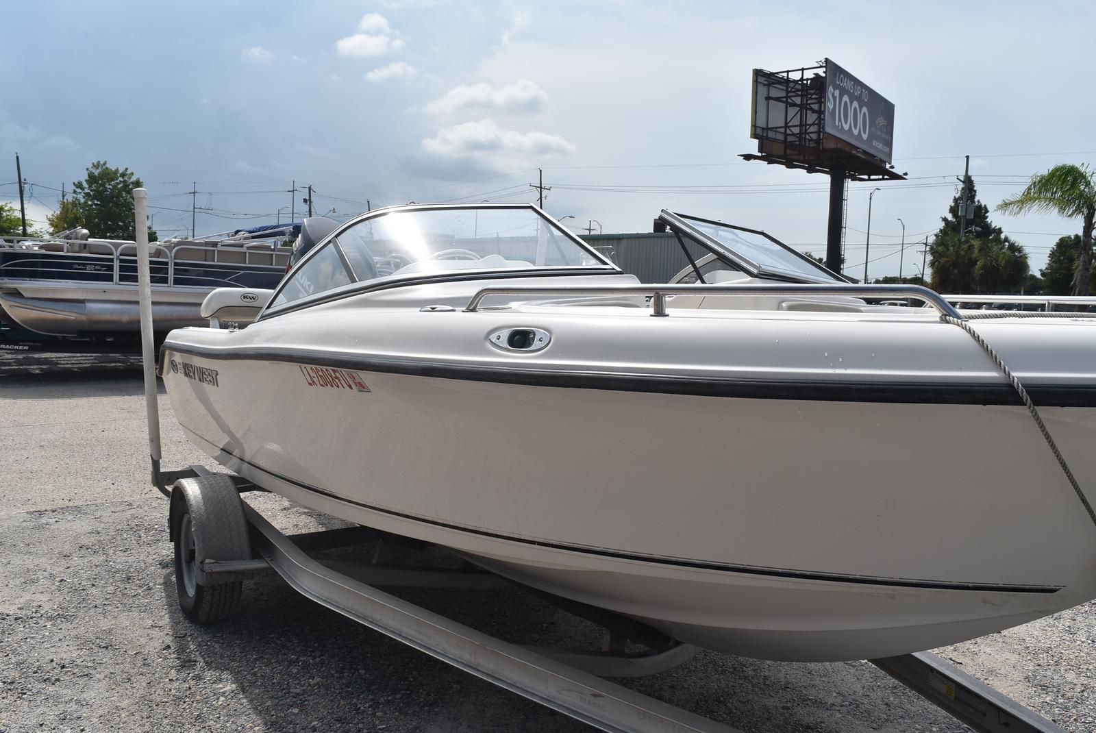 2008 Key West boat for sale, model of the boat is 186 DC & Image # 8 of 8