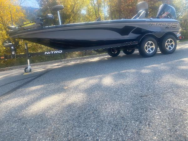 2021 Nitro boat for sale, model of the boat is Z19 & Image # 2 of 49