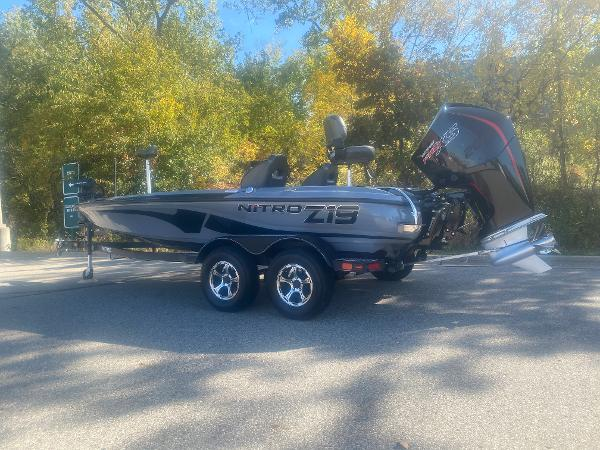 2021 Nitro boat for sale, model of the boat is Z19 & Image # 1 of 49