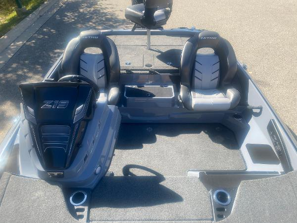 2021 Nitro boat for sale, model of the boat is Z19 & Image # 6 of 49