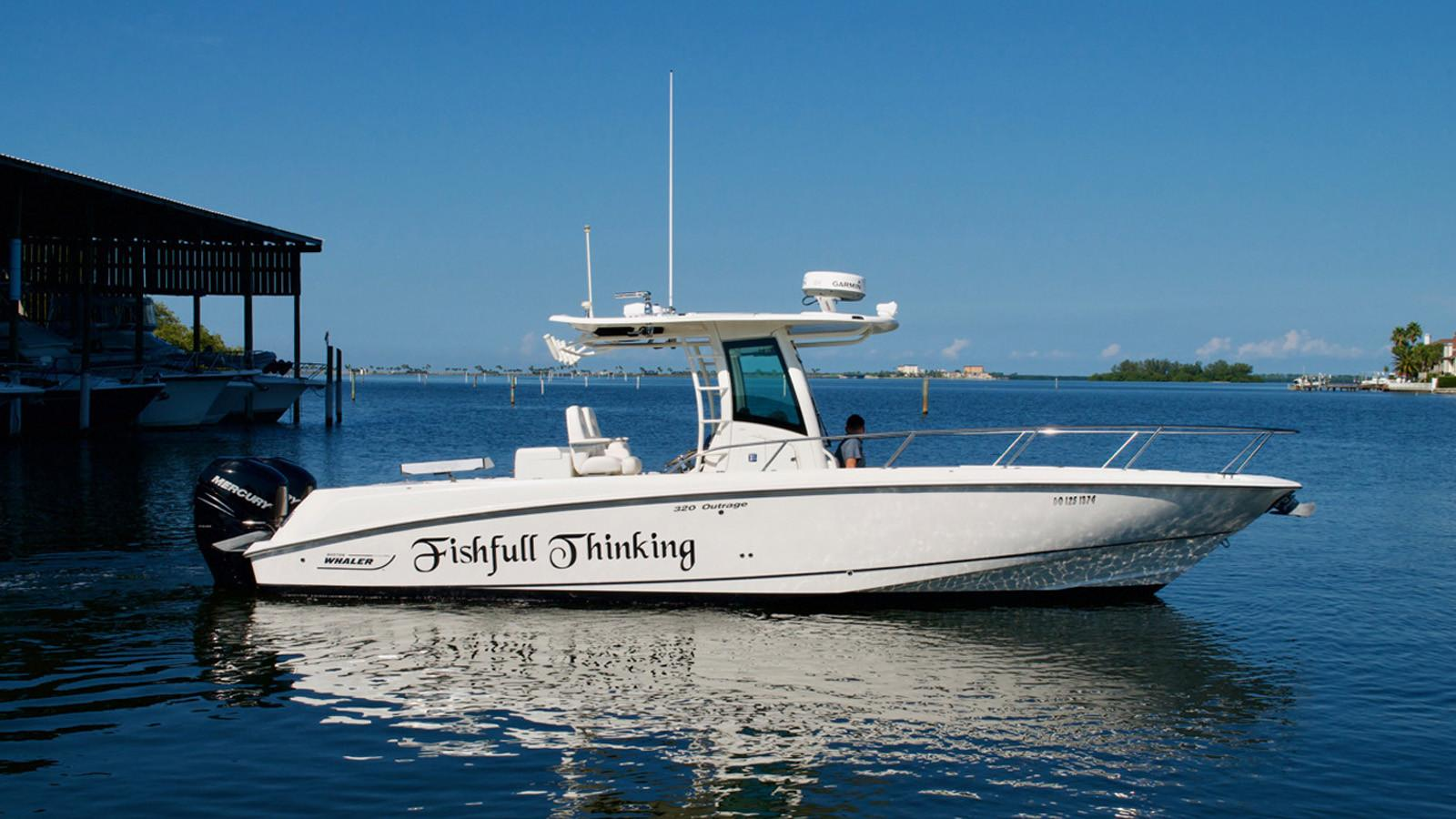 Boston Whaler 2014 - Profile