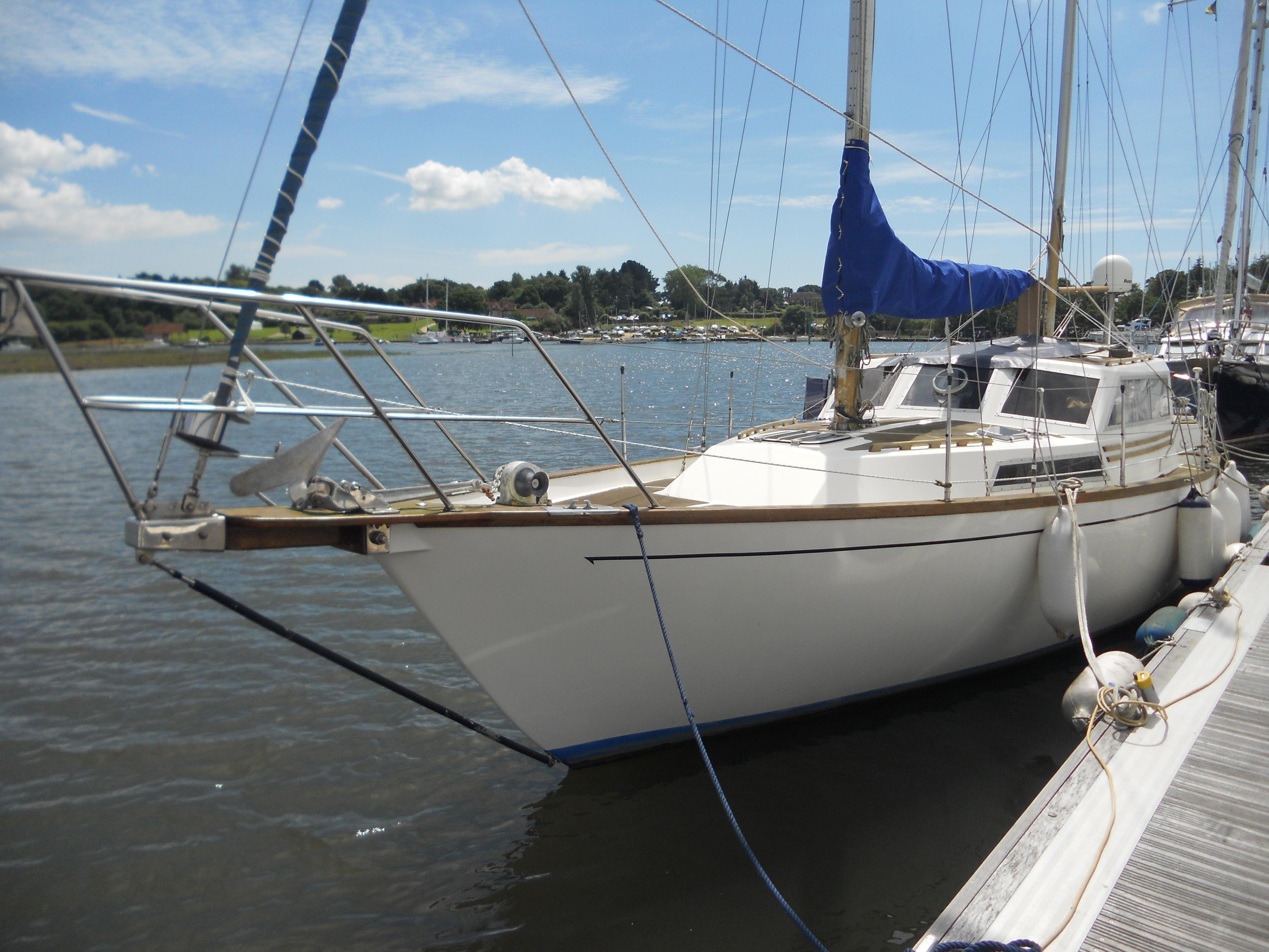 Colvic Ketch Rigged Motor Sailor