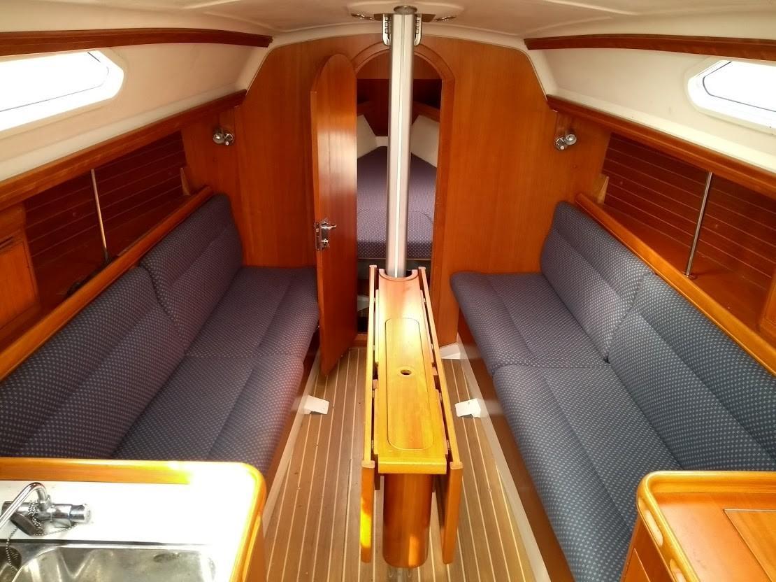 MGM Boats Elan 31