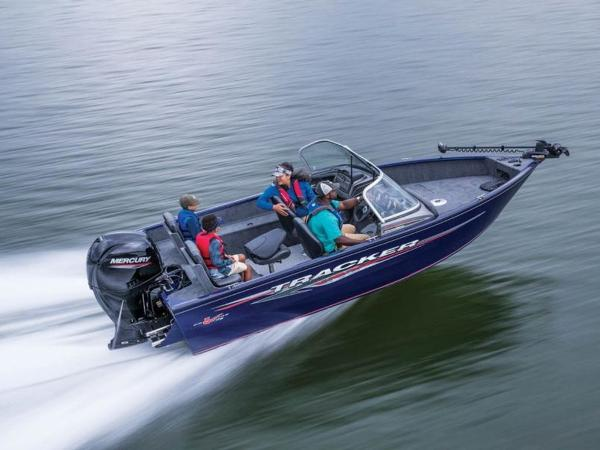 2021 Tracker Boats boat for sale, model of the boat is PGV 175CB & Image # 1 of 1