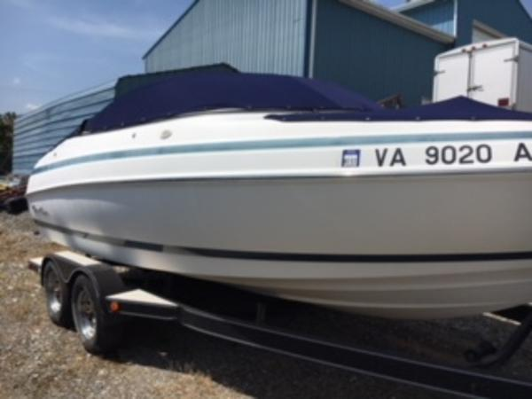 1999 CHRIS CRAFT 210 BOWRIDER for sale