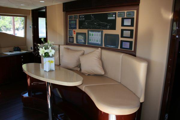 Pilothouse Companion Seating