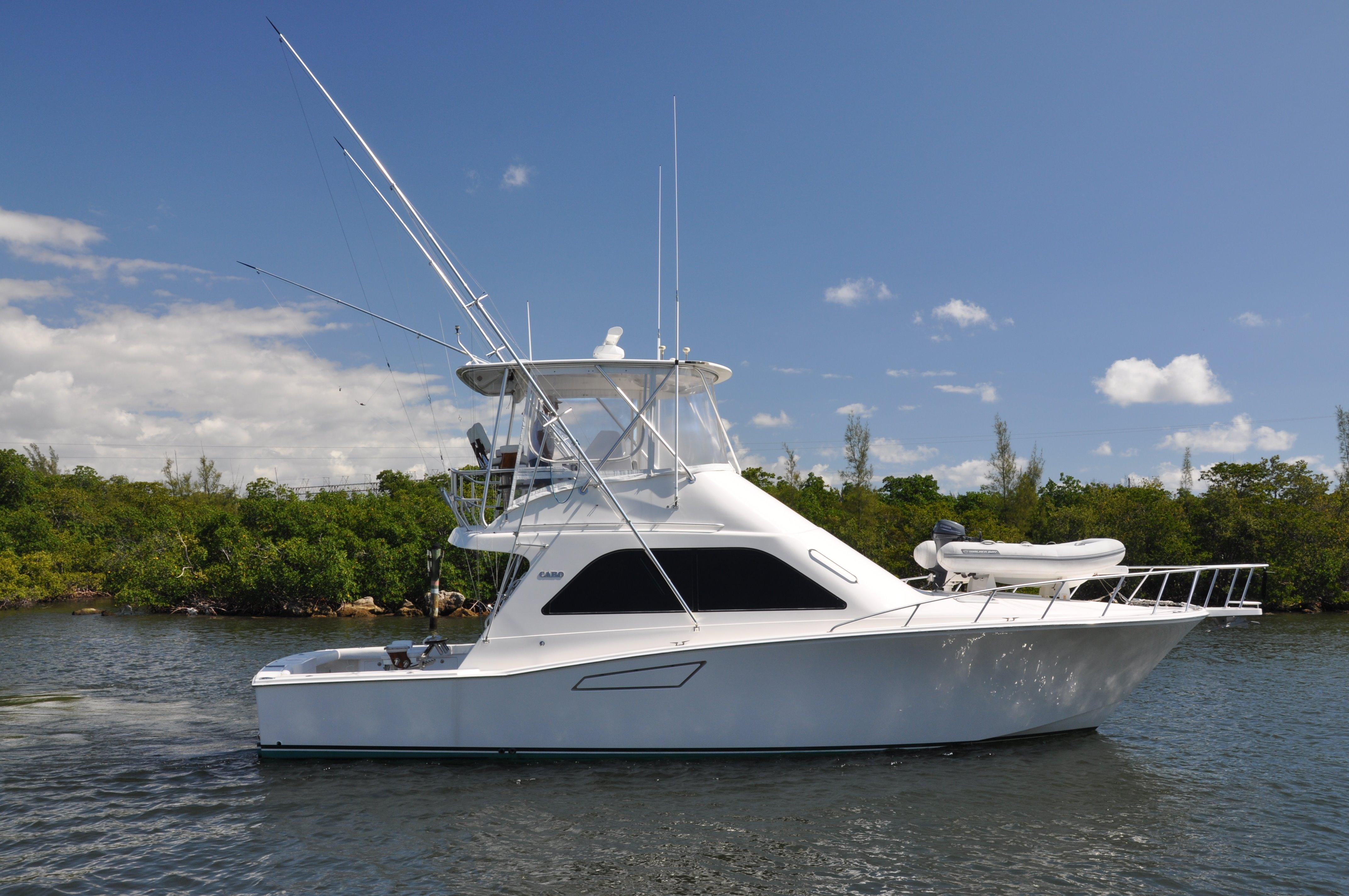 43 Cabo Yachts 2003 Danielle For Sale In Dania Beach