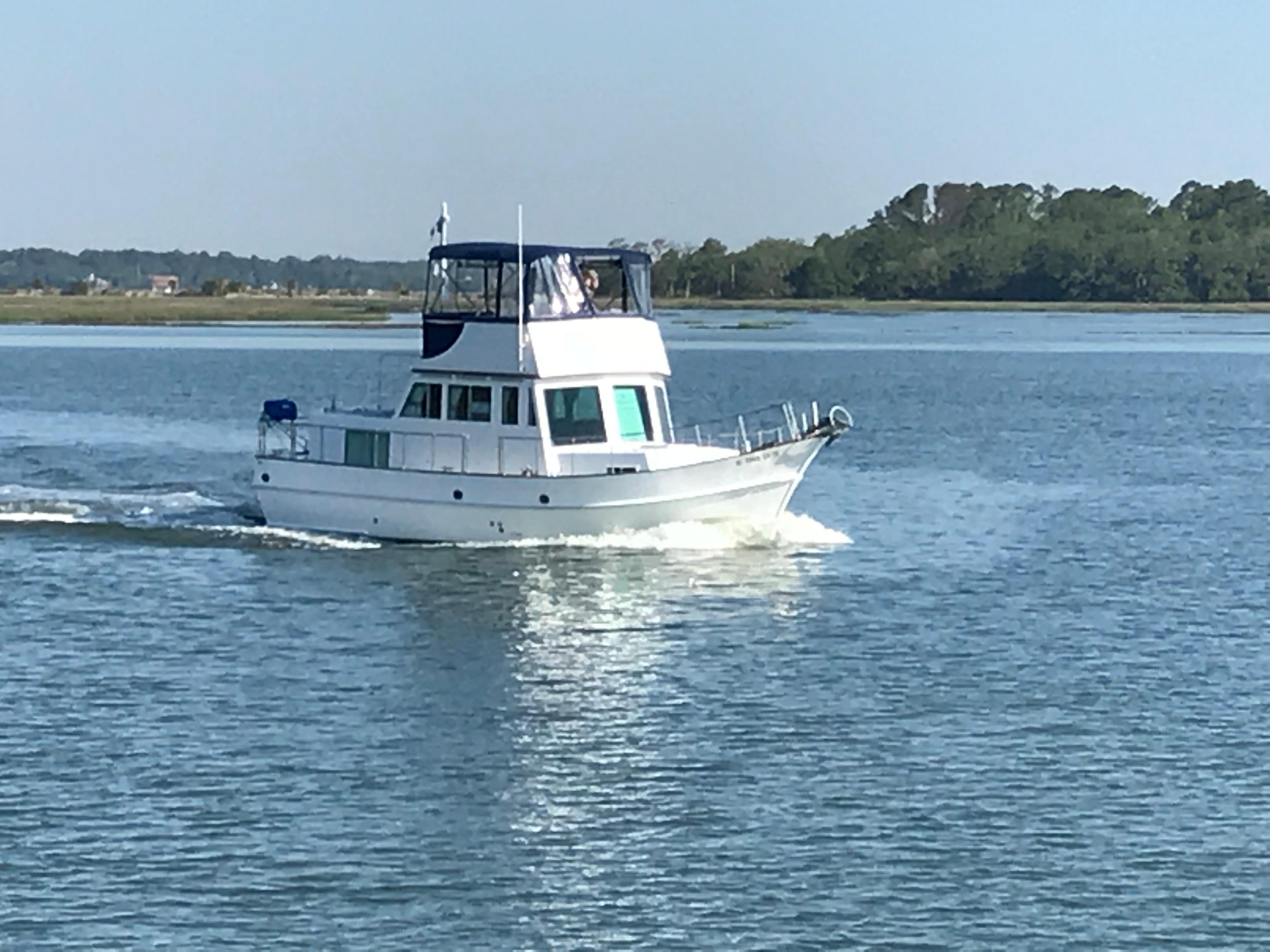 Custom 36 Yukon Trawler - Photo: #2