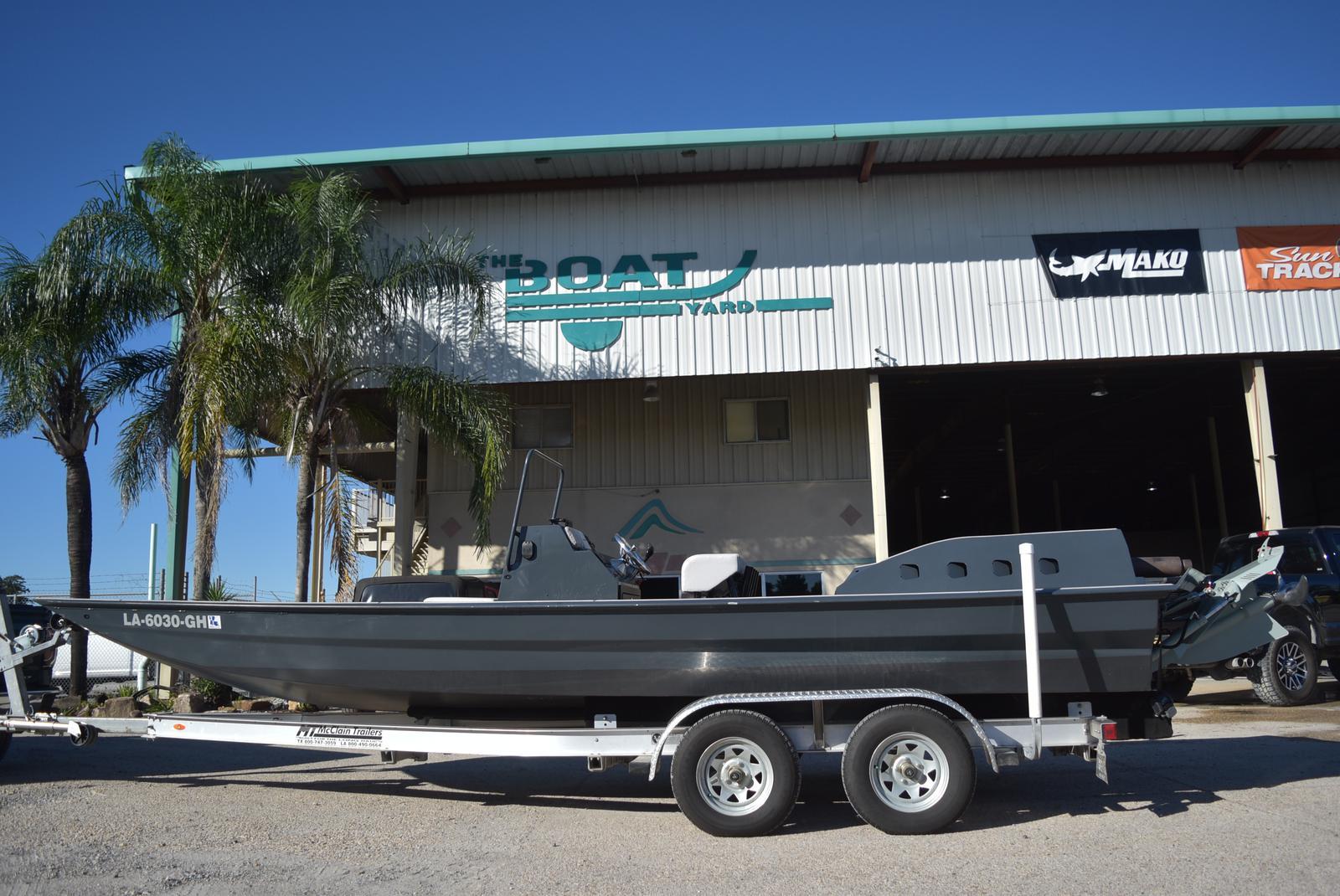 2018 Swamp Shark boat for sale, model of the boat is Custom & Image # 1 of 15