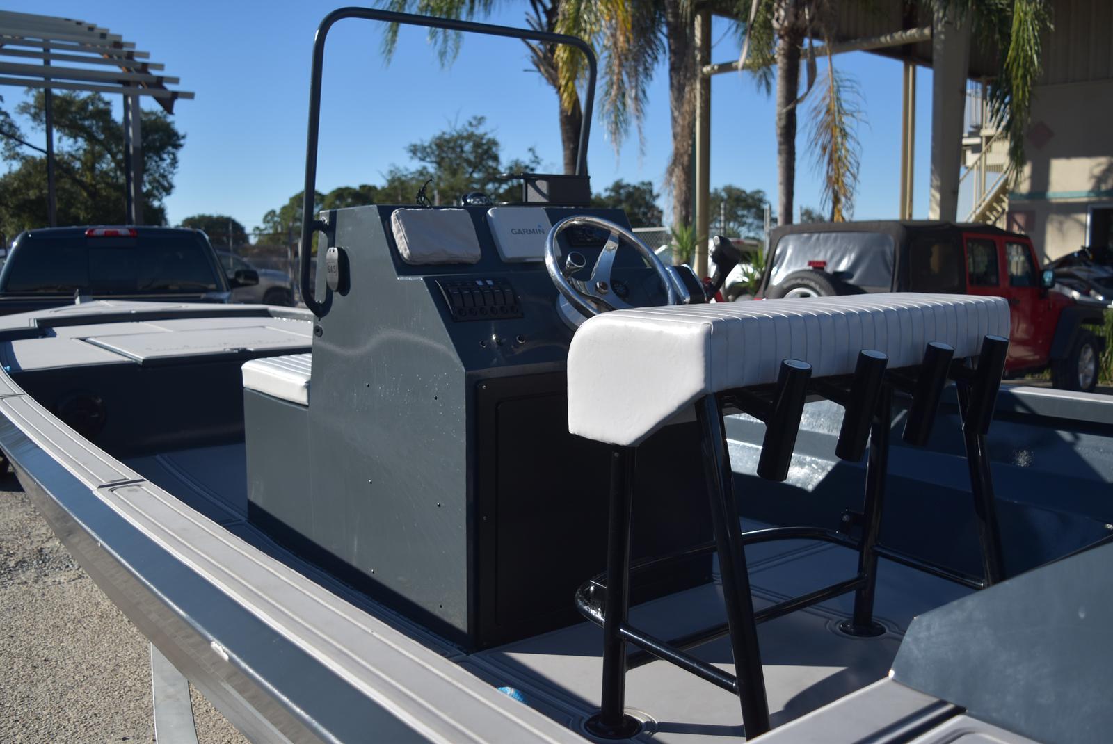 2018 Swamp Shark boat for sale, model of the boat is Custom & Image # 12 of 15