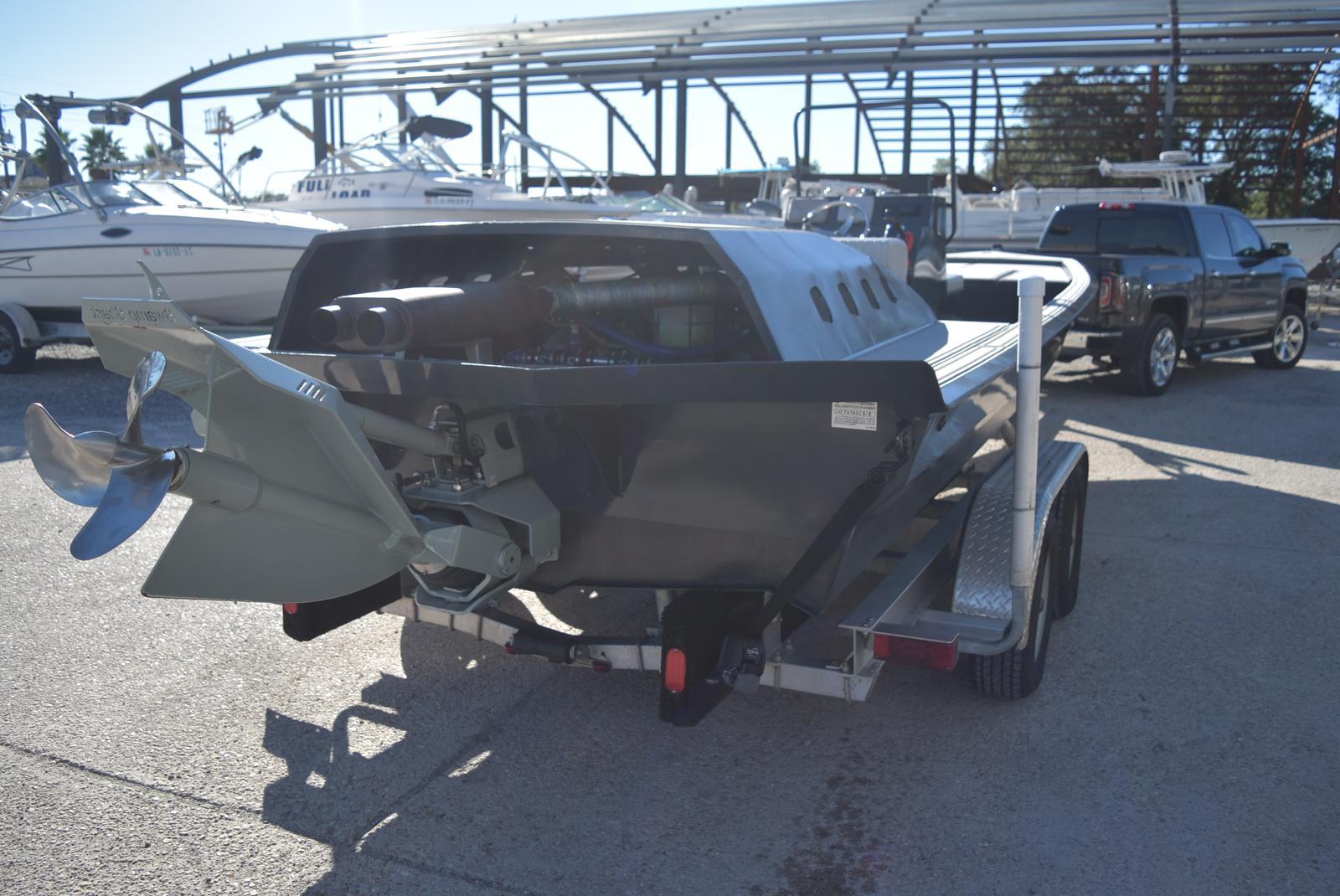 2018 Swamp Shark boat for sale, model of the boat is Custom & Image # 2 of 15