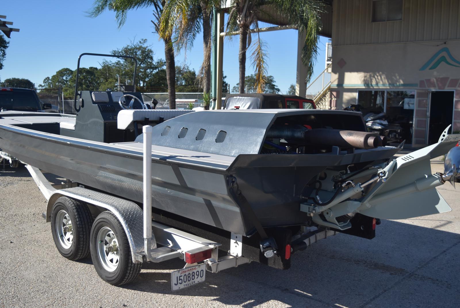 2018 Swamp Shark boat for sale, model of the boat is Custom & Image # 9 of 15