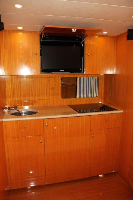 Cabin's Galley