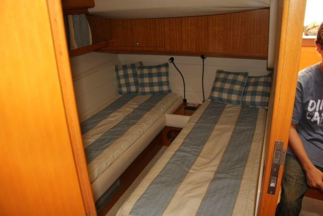 Cabin's Guest Stateroom