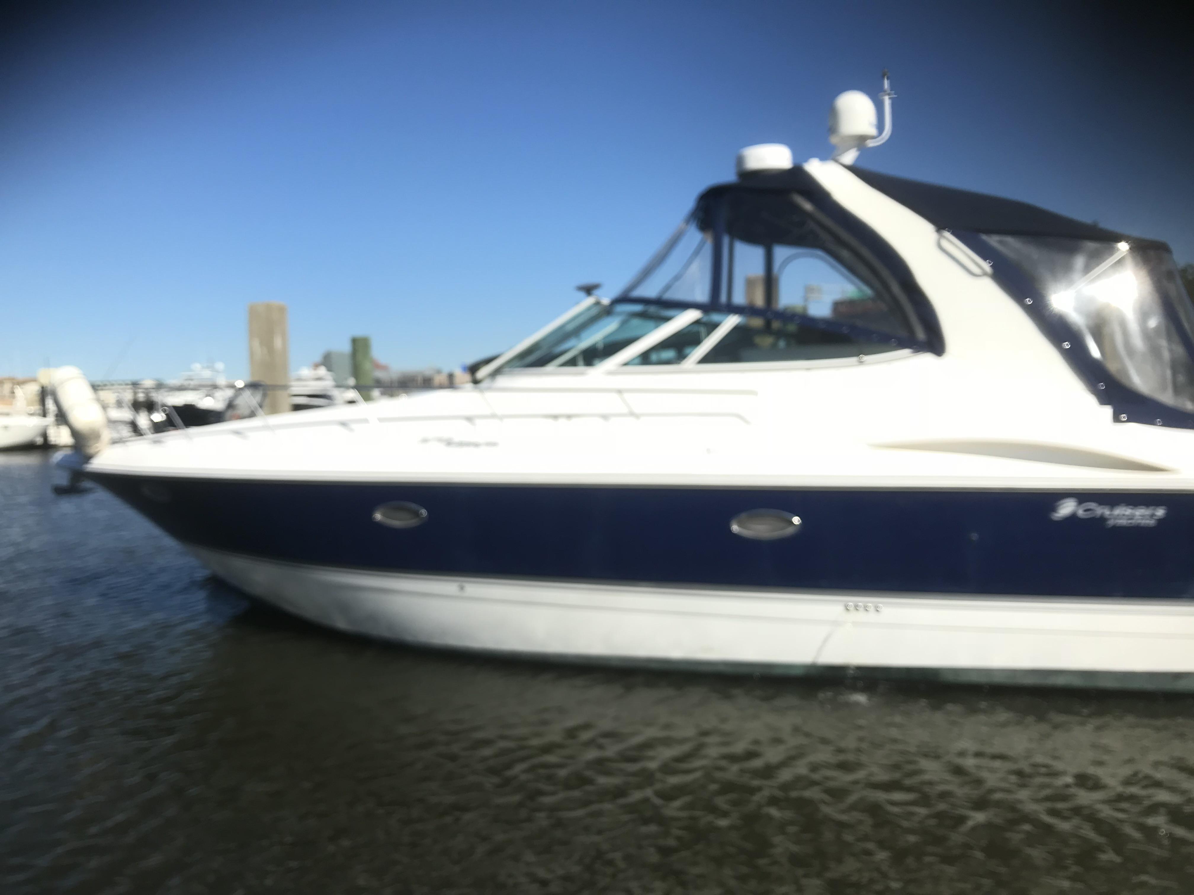 Cruisers Yachts 370 Express - Photo: #3
