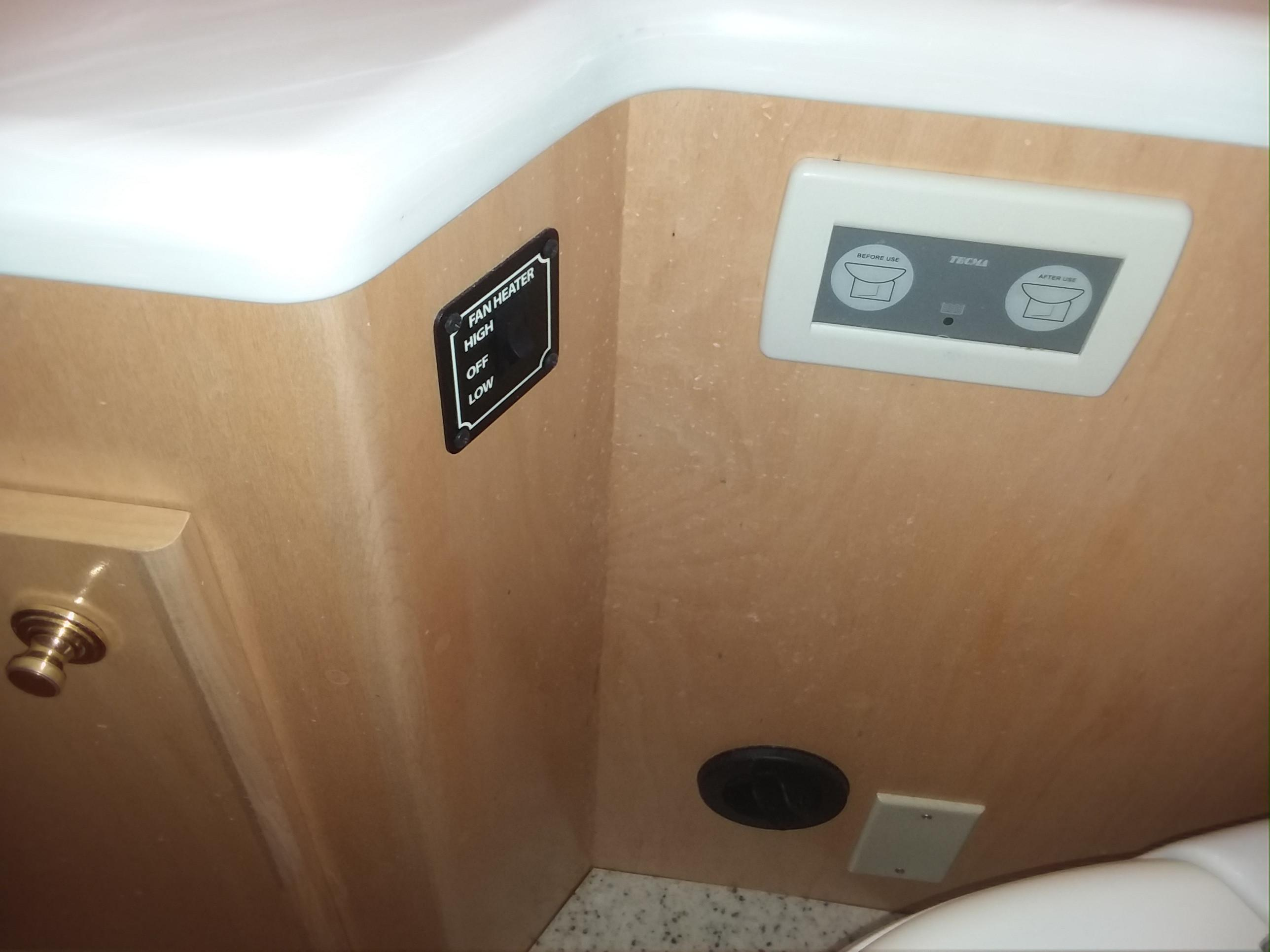 Tecma Freshwater Toilets (newer)