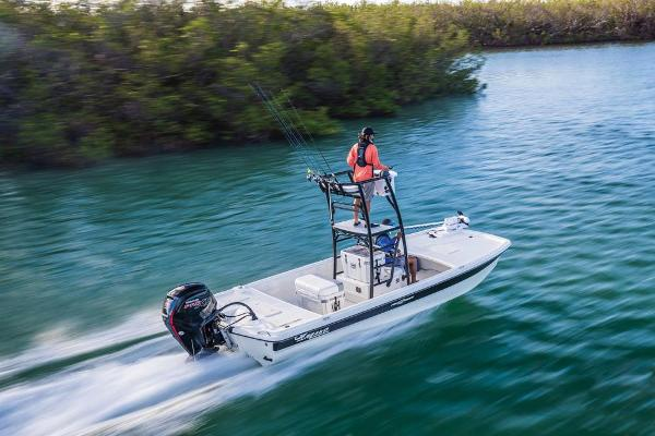 2019 Mako boat for sale, model of the boat is Pro Skiff 19 Top Drive & Image # 4 of 52