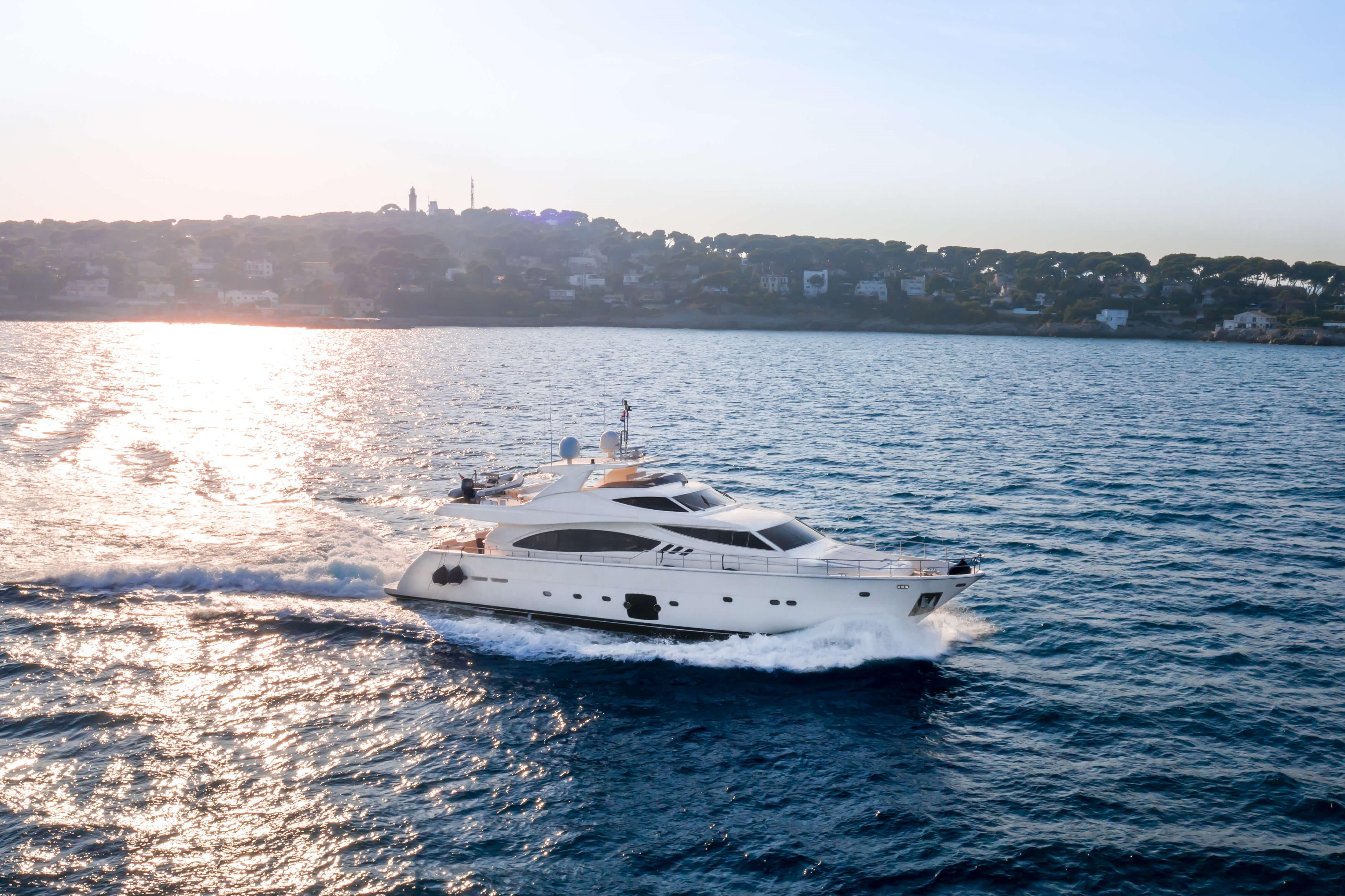 88.81 ft Ferretti Yachts 881 RPH
